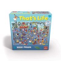 That's Life - The Sportschool, 1000pcs.