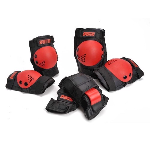 Sports Active Protective Set Red, Size S