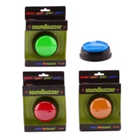 Game Buzzer with Light & Sound