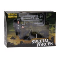 Army Forces Playset