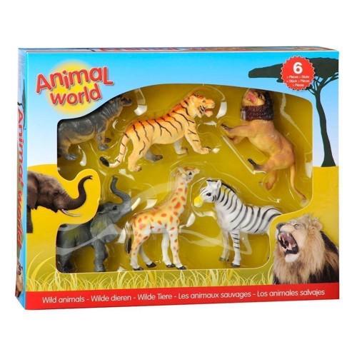 Wildlife gift box, 6pcs.
