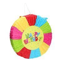 "Pinata, "" Happy Birthday """