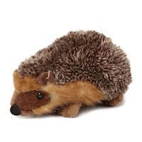 WWF Plush-Hedgehog sitting, 18 cm