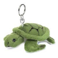 WWF-Turtle Plush key chain, 10 cm