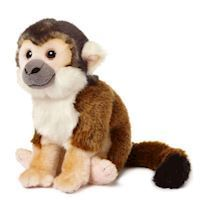 WWF Plush-Monkey Floppy, 20 cm