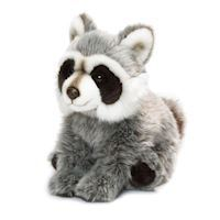 WWF Plush-Raccoon Floppy, 23 cm