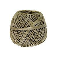 Flax rope, 100 g ca 100 m away