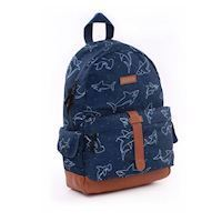 Backpack Scooter Navy