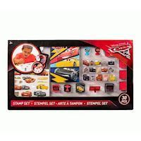 Cars 3 Stamp kit