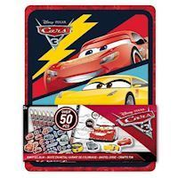 Storage Bin Filled 3D - Cars 3