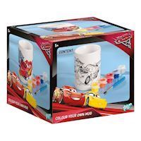 Totum Cars 3 Paint your own Mug