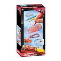Totum Cars 3 - Create your own Keychain