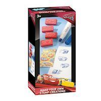 Totum Cars 3 - Stamp kit
