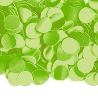 Confetti Lime Green, 100 grams
