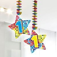 Hang decoration Blocks 1 year