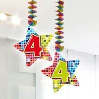 Hang decoration Blocks 4