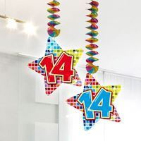 Hang decoration Blocks 14