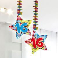 Hang decoration Blocks 16
