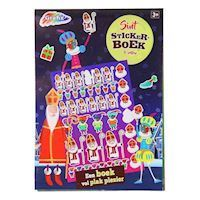 Saint Sticker Book