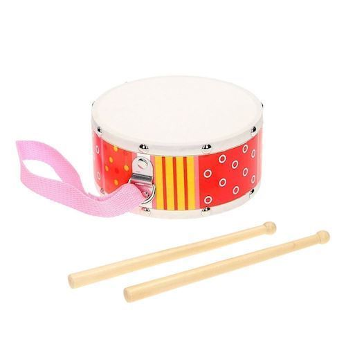 Drum Color Red