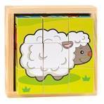 Block Puzzle Farm Animals