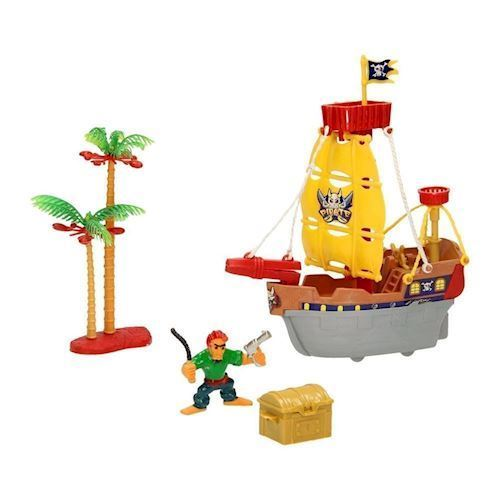 Pirate ship with ACC.