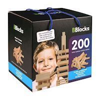 BBlocks construction boards, 200dlg.