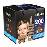 BBlocks Construction boards, Color 200 PCs