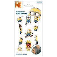 Minions - Tatoveringer