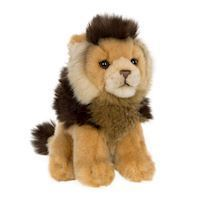 WWF Plush-Lion Floppy, 15 cm