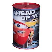 Cars 3 Saving Tin with Slot