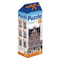 Amsterdam Puzzle - Keizersgracht 123, 500st.
