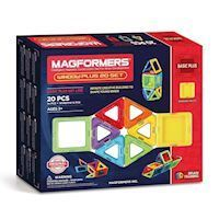 Magformers Window Plus Sæt, 20 dele