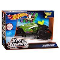 Hot Wheels Twisted Cycle Engine - sort