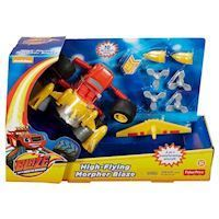 Fisher Price Flying Morpher , Blaze & Monstermaskinerne