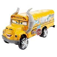 Cars 3 Diecast Great - Miss Fritter, skole bus