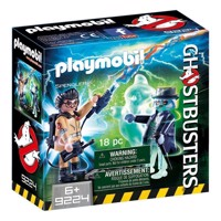 Playmobil Ghostbusters Spengler & Spøgelse, 9224