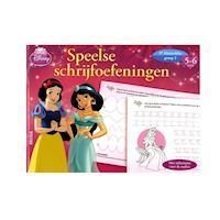 Disney Princess Playful skriveøvelser