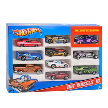 HOT WHEELS AND MATCHBOX LEKSAKSBILAR