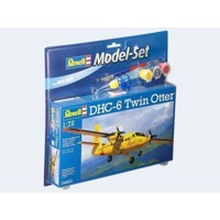 Modelsæt DHC-6 Twin Otter 1:72