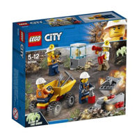 LEGO City - Gruvteam 60184