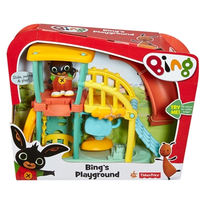 FISHER PRICE BING