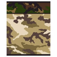 Dispenser bags Camouflage, 8st.