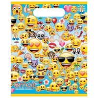 Candy bags Emoji, 8 psc