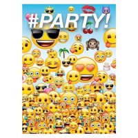 Invitations Emoji, 8psc