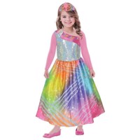 Dress up Barbie Rainbow, 8-10 years old