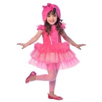 Dress up Flamingo, 3-4 years old