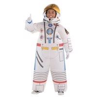 Dress up Inflatable Astronaut, 8-10 years old