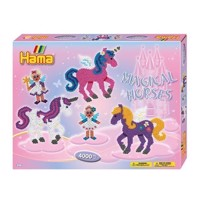 Hama ion beads Magical Horses, 4000 psc