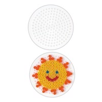 Hama Ironing Beads Plate-Small